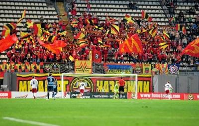 Прем єр-ліга скасувала найближчі матчі запорізького Металурга