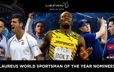 Лионель Месси и Усейн Болт номинированы на спортивный Оскар