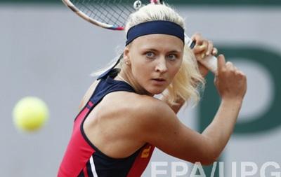 Заневская проходит в полуфинал парного турнира в Куала-Лумпур