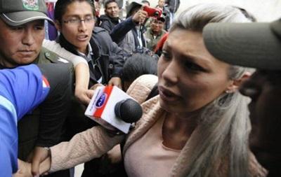 Колишня коханка покаже президенту Болівії сина