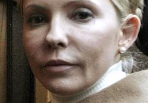 Генпрокуратура предъявила Тимошенко окончательное обвинение