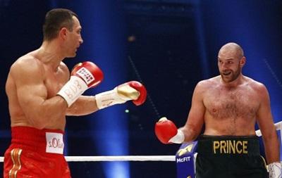 Бій-реванш Кличко - Ф юрі може відбутися в липні