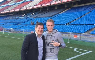 Юрій Ткачук підписав контракт з іспанським клубом