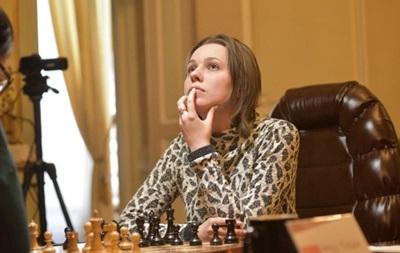 Шахи: Українка Музичук поступилася у другій партії чемпіонського матчу