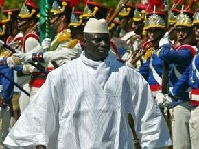 В Гамбии арестовали более тысячи человек по обвинению в черной магии
