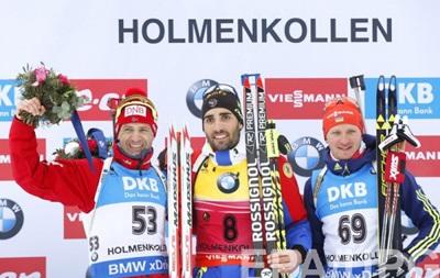 Українець Семенов сенсаційно виграв медаль чемпіонату світу з біатлону