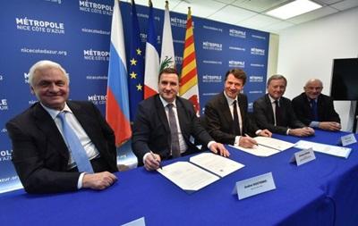 Мер Ніцци планує візит до Криму