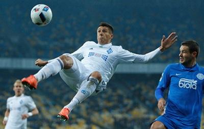 Динамо обіграло Дніпро в чемпіонаті України