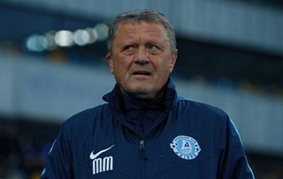 Маркевич: Можливо, з Селезньовим Дніпро краще зіграло б в атаці