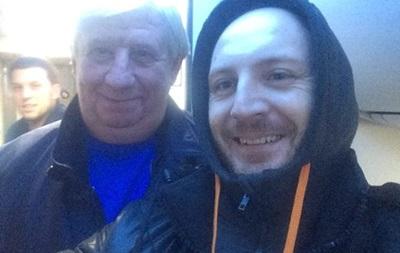 Шокіна помітили в аеропорту Бориспіль