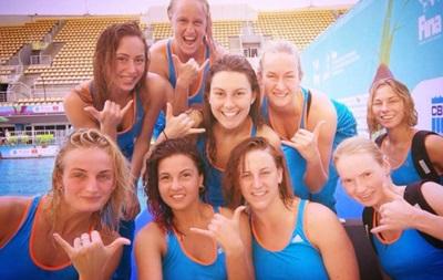 Сборная Украины по синхронному плаванию добывает лицензию на Олимпиаду