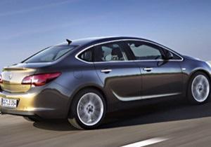 Обновленный Opel Astra представлен в дилерской сети Opel по очень привлекательным ценам
