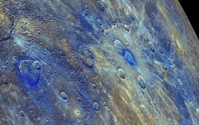 Ученые раскрыли тайну темной поверхности Меркурия