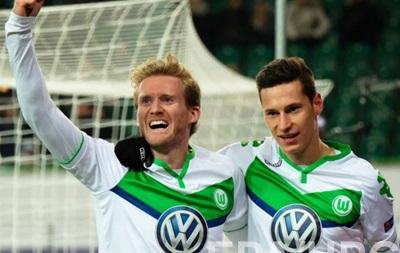 Вольфсбург вперше зіграє в 1/4 фіналу Ліги чемпіонів