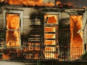 В России при пожаре в жилом доме погибли семь человек