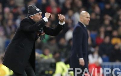 Тренер Роми: Реальність така, що ми двічі поступилися Реалу