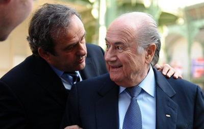 У Федерації футболу Франції пройшли обшуки у справі Блаттера