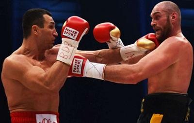 Кличко не против боксировать против Фьюри в Англии