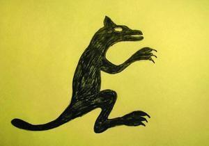 На Закарпатье видели прыгающую по деревьям чупакабру