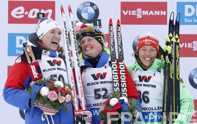 Біатлон: Україна залишилася без медалі в індивідуальній гонці ЧС у жінок