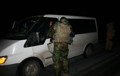 Донецьким чиновникам заборонили перетинати лінію розмежування