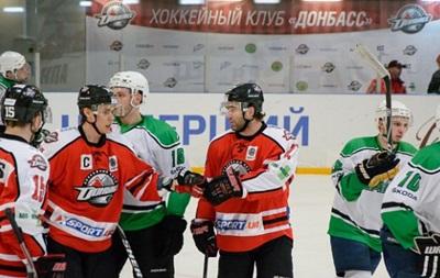 Донбас достроково переміг в регулярному чемпіонаті України