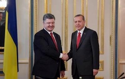 Порошенко запросив Туреччину взяти участь у приватизації