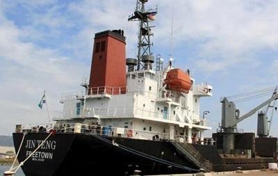 Китай запретил северокорейским судам заходить в свои порты