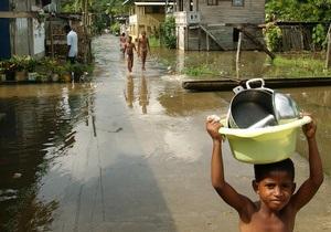 В Панаме из-за ливней объявлено чрезвычайное положение
