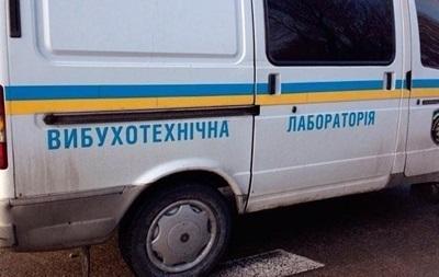 В киевском университете взорвалась бомба, начиненная гвоздями