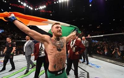 Президент UFC: Макгрегор - унікальний боєць