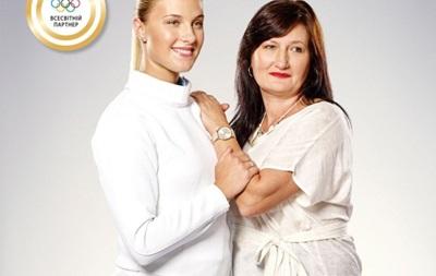 Ольга Харлан на Олімпіаду в Ріо поїде разом з мамою