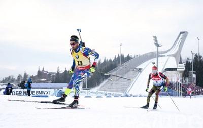 Біатлон: Фуркад бере четверте золото поспіль, українці поза десяткою