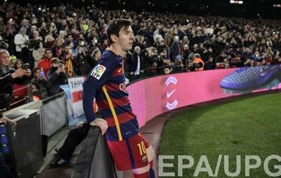Мессі незабаром продовжить контракт з Барселоною