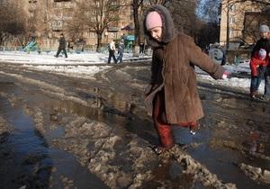 В МЧС исключают возможность наводнения в Киеве