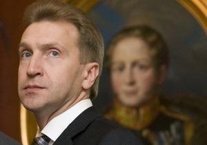 Шувалов: Единороссы не знали о решении по поводу постов президента и премьера РФ