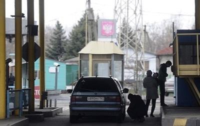 Українець намагався провезти боєприпаси до Криму - ФСБ