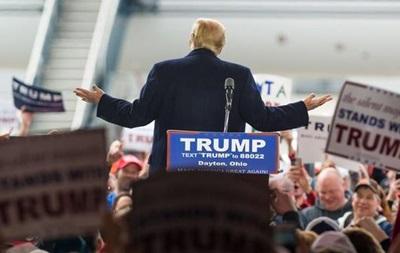 Трамп потерпел крупное поражение в двух штатах