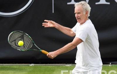Екс-тенісист: Якщо Шарапова пообіцяє більше не верещати, то нехай грає