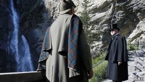 Би-би-си: Смертельная схватка Шерлока Холмса 120 лет спустя