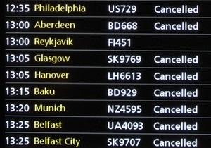 Из-за извержения вулкана ограничения на авиаперелеты введены уже в 13 странах Европы