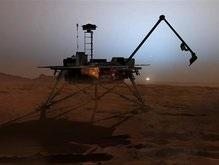 Зонд Феникс впервые прикоснулся к Марсу рукой