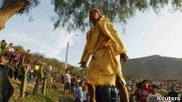 В Бразилии нечаянно повесился актер, игравший роль Иуды