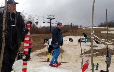 Чемпіонат України з гірськолижного спорту шокував жахливими умовами