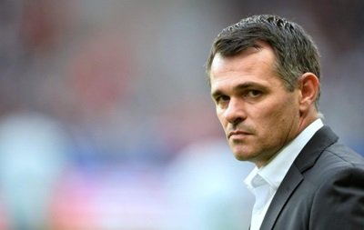 Саньйоль звільнений з посади головного тренера Бордо