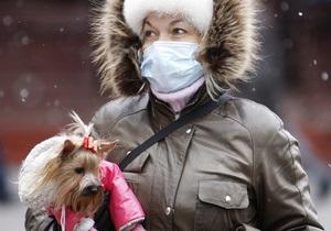 Минздрав: Заболеваемость гриппом и ОРВИ в Украине – ниже эпидемического порога