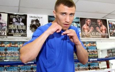 Ломаченко назвав дату бою з Волтерсом