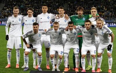 Сегодня Динамо сыграет ответный матч 1/8 финала Лиги чемпионов с Ман Сити