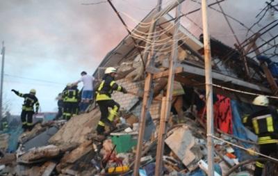 Взрыв под Одессой