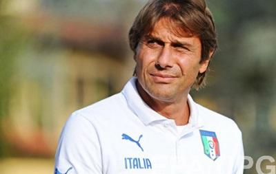 Конте покинет сборную Италии после Евро-2016